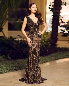 Plesové šaty Jovani 90897