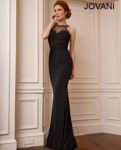 Plesové  šaty  skladem Jovani 92976
