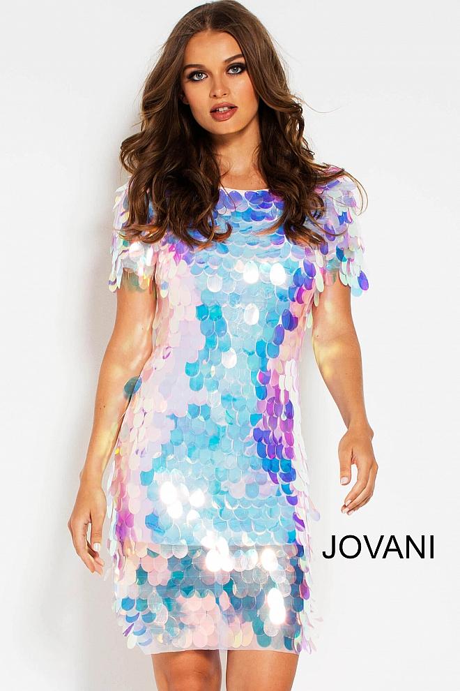 Koktejlové šaty Jovani 55494