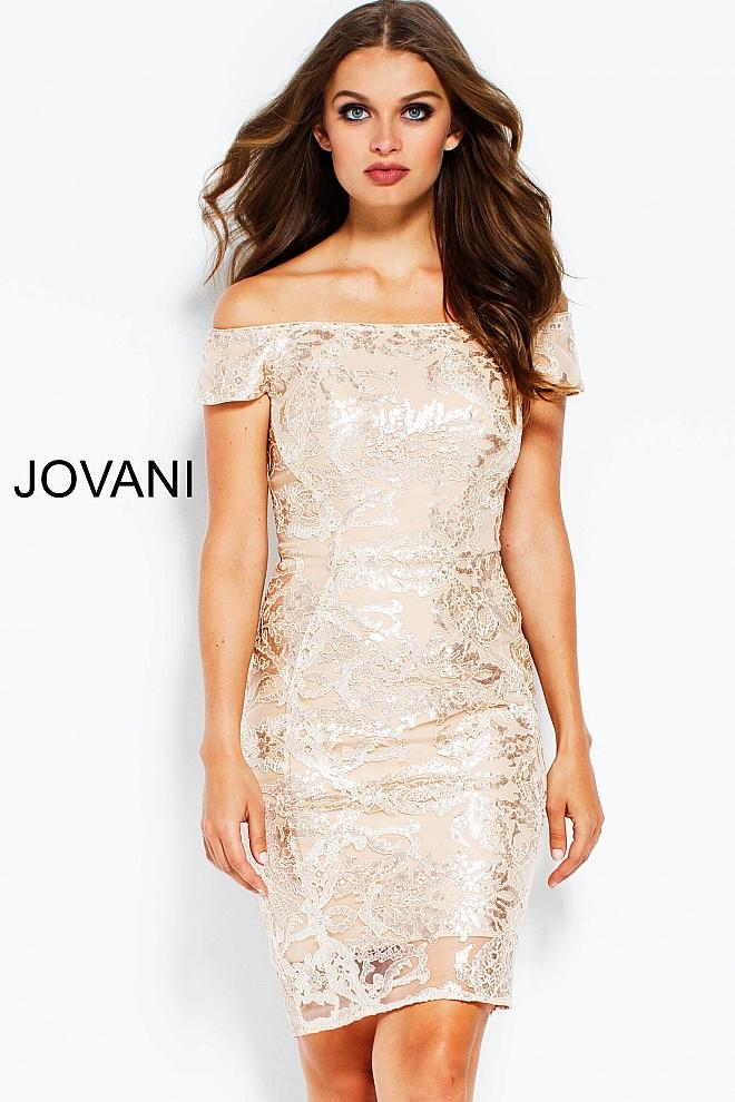 Koktejlové šaty Jovani 50998