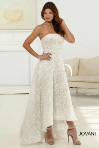 Svatební šaty Jovani JB20617