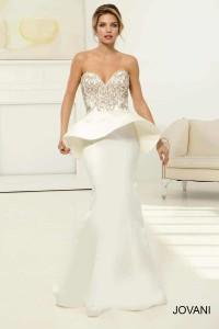 Svatební šaty Jovani JB23927