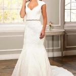 Svatební šaty Jovani JB26211 foto 4