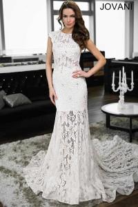Svatební šaty Jovani JB26357