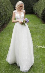 Svatební šaty Jovani JB68167