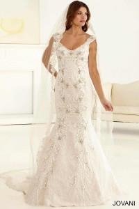 Svatební šaty Jovani JB92951