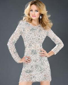 Koktejlové šaty Jovani 78653