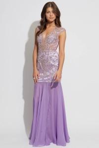 Plesové  šaty  skladem Jovani 90433