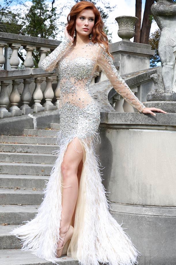 Luxusní šaty Jovani 73073