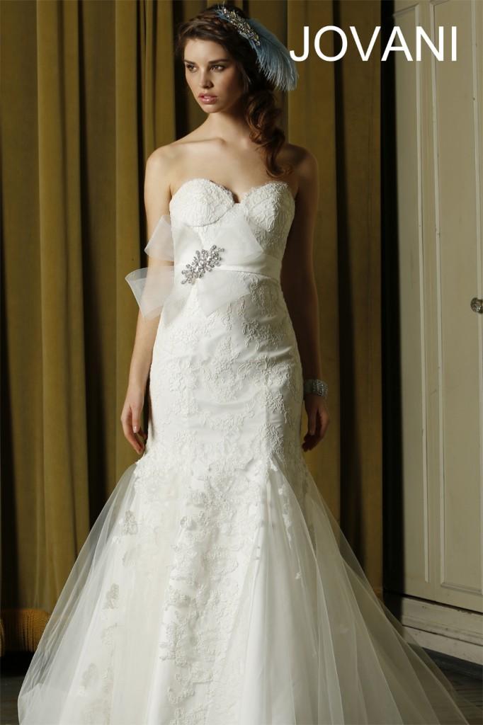 Svatební šaty Jovani JB73188