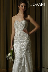 Svatební šaty Jovani JB73522