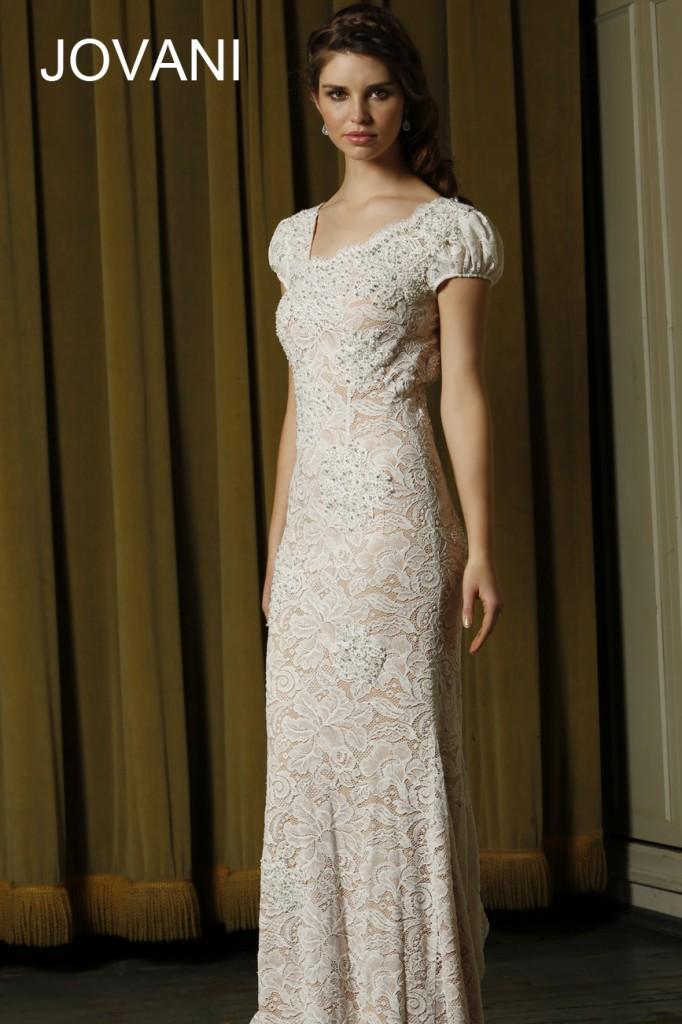 Svatební šaty Jovani 77553