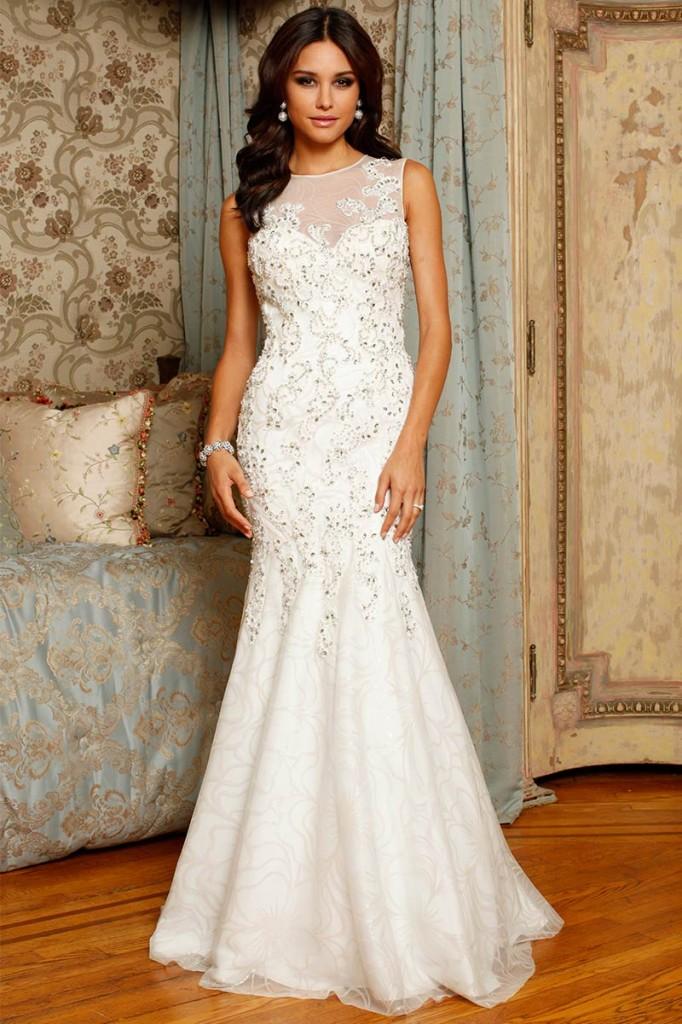 Svatební šaty Jovani JB2257