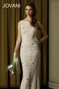 Večerní  a svatební  šaty  Jovani 71397
