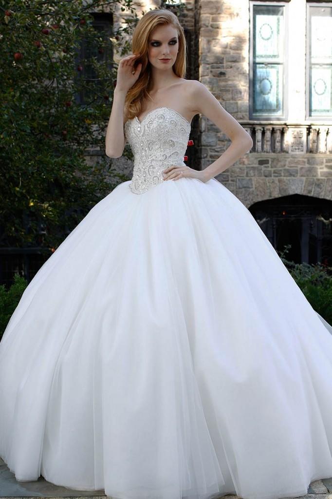 Svatební šaty Jovani JB92375