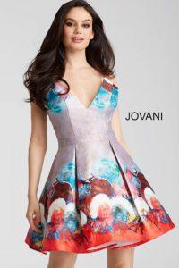 Koktejlové šaty Jovani 51793