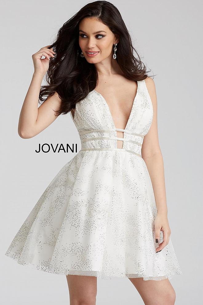 Maturitní šaty Jovani 52142