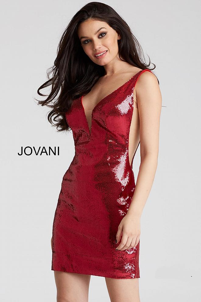 Maturitní šaty Jovani 52266