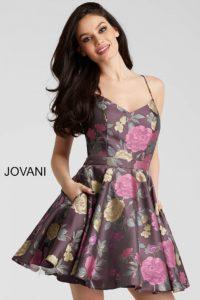 Koktejlové šaty Jovani 53201