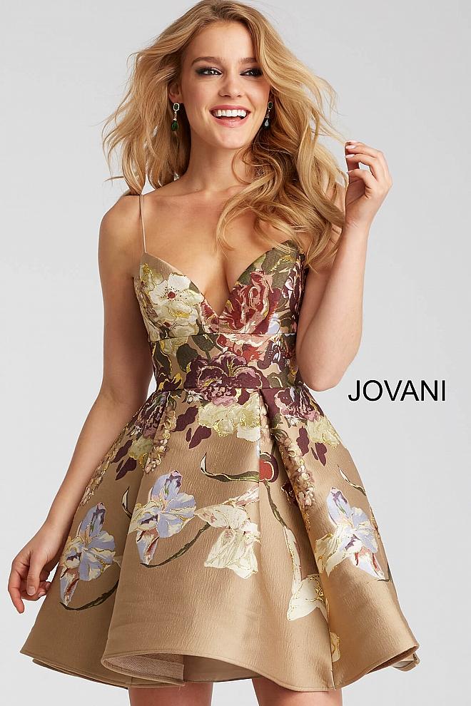 Koktejlové šaty Jovani 54992