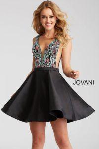 Koktejlové šaty Jovani 55130