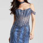 Maturitní šaty Jovani 55226 foto 3