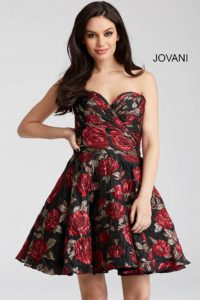Koktejlové šaty Jovani 55633