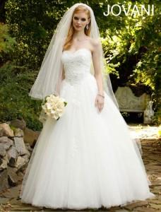 Svatební šaty Jovani JB92176