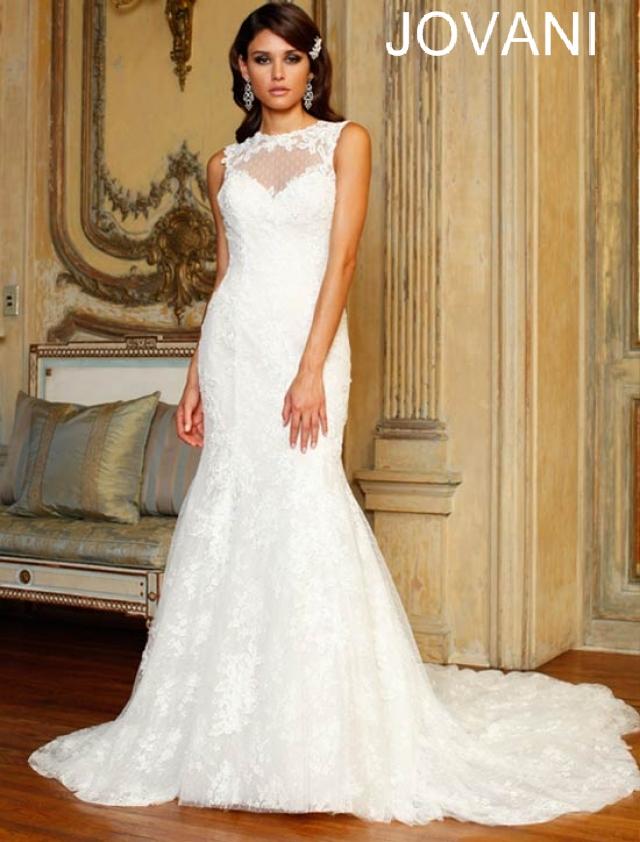 Svatební šaty Jovani JB90852