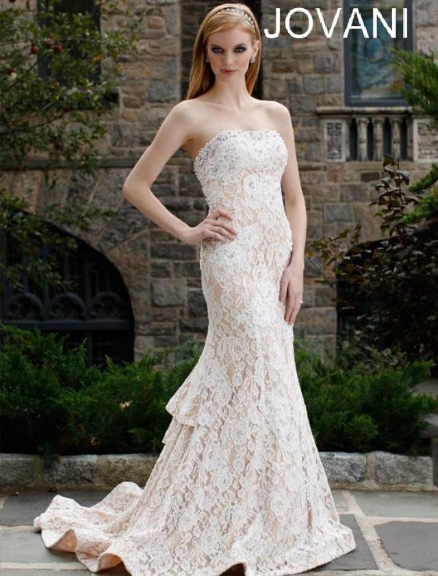 Svatební šaty Jovani JB93007