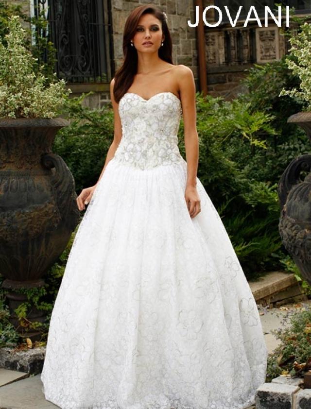 Svatební šaty Jovani JB92935