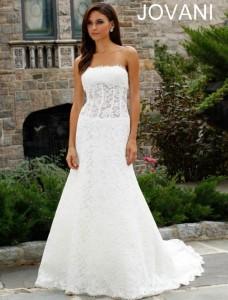 Svatební šaty Jovani JB90855