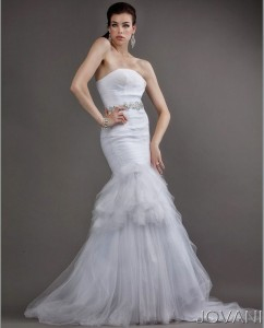 Svatební šaty Jovani JB6435