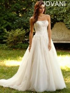 Svatební šaty Jovani JB90861